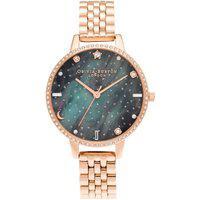 Relógio Olivia Burton Feminino Aço Rosé - Ob16Gd66
