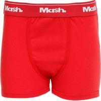 Cueca Infantil Modelo Boxer Mash