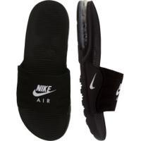 Chinelo Nike Air Max Camden - Slide - Masculino - Preto