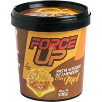 Pasta Integral De Amendoim Force Up - 500G - Masculino