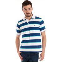 Camisa Polo Manga Curta 118310