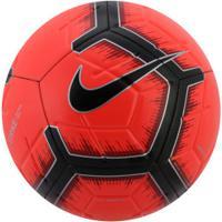 41a9f69009 Bola De Futebol De Campo Nike Strike Fa18 - Vermelho Preto