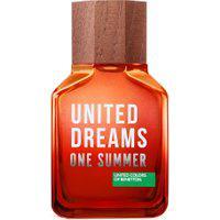 Perfume Benetton United Dreams One Summer Masculino Eau De Toilette 100Ml Único