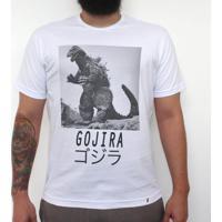 Gojira - Camiseta Clássica Masculina