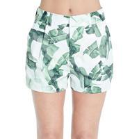 Shorts Colcci - Feminino-Verde