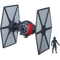 Veículo Com Mini Figura - Star Wars Vii - Tie Fighter E Piloto First Order - Hasbro - Disney