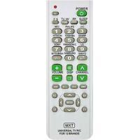 Controle Remoto Mxt Universal Para Tv Branco