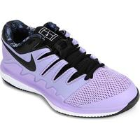 3082b73bb2464 ... Tênis Nike Air Zoom Vapor X Feminino - Feminino-Roxo+Preto