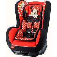 Cadeira Para Auto Disney Cosmo Sp Minnie Vermelha