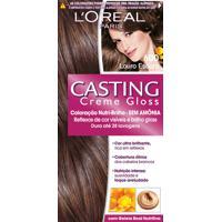 Coloração Permanente Casting Creme Gloss N° 600 Louro Escuro L'Oréal 1 Unidade
