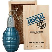 Perfume Blue Masculino Arsenal Edp 100Ml - Masculino-Incolor