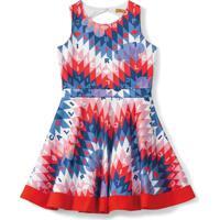 Vestido Lilica Ripilica Bebê 101108370001 Rosa