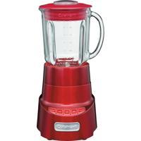 Liquidificador Spb600Mr Red Metalic Cuisinart - 600W De Potência, C. - 110 V