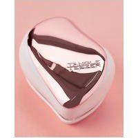 Amaro Feminino Tangle Teezer Escova De Cabelo Compact Styler, Rose Gold