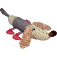 Brinquedo De Pelúcia Cachorro Marrom - Storki - Kanui