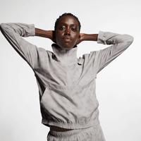 Jaqueta Nike Dri-Fit Printed Feminina