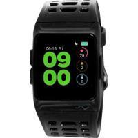 Monitor Cardíaco Com Gps Aspire Easy Mobile - Preto