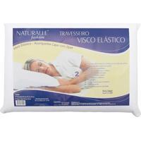 Travesseiro Naturalle Viscoelástico