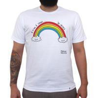 A Vida É Legal - Camiseta Clássica Masculina