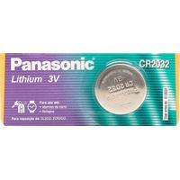 Bateria Panasonic 3V Cr2032 Lithium