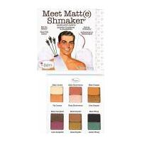 Paleta De Sombras The Balm Meet Matt(E) Shmaker