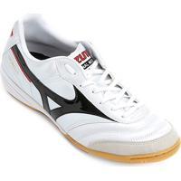 7d66d0ebb88bf Netshoes  Chuteira Futsal Mizuno Morelia Elite In 2 - Unissex