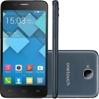 Smartphone Alcatel One Touch Idol Mini Dual 6012E Desbloqueado Cinza