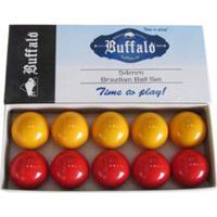 Jogo Bola Mata Mata 54Mm Buffalo Profissional - Unissex