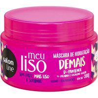 Máscara De Hidratação Meu Liso Demais 300G Salon Line