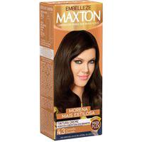 Tintura Creme Maxton 5.3 Castanho Claro Dourado Com 1 Unidade 1 Unidade