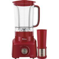 Liquidificador Vermelho Philco 220V Ph900