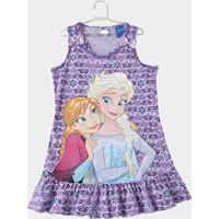 Camisola Infantil Lupo Frozen Infantil - Feminino
