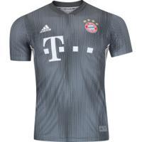 ... Camisa Bayern De Munique Iii 18 19 Adidas - Masculina - Azul a3b11eeb10dca