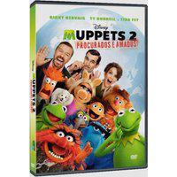 Dvd Muppets 2 - Procurados E Amados Disney