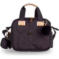 Bolsa Sacola Térmica Organizadora - 28X25X15 Cm - Coleção Soho - Masterbag