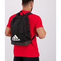 Mochila Adidas Classic Badge Of Sport Preta