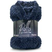 Roupáo Microfibra Flannel Pollo Adulto - Azul Profundo - Appel