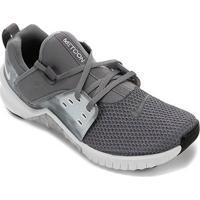 Tênis Nike Free Metcon 2 Masculino - Masculino-Cinza+Preto