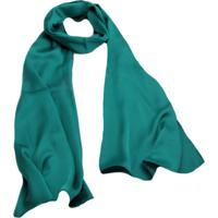 Echarpe Smm Acessorios Verde Esmeralda