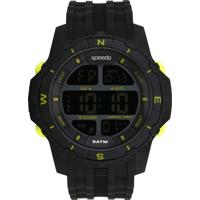 Relógio Speedo 81135G0Evnp1 Preto