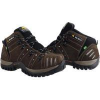 Bota Bell Boots Adventure Couro Cano Baixo Masculina - Masculino