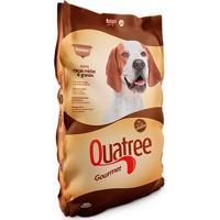 Ração Para Cães Quatree Gourmet Adultos Raças Médias E Grandes Livre De Corantes 3Kg