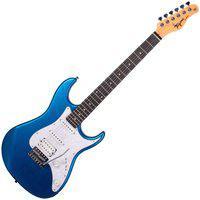Guitarra Elétrica Tagima Tg-520 Woodstock Blue