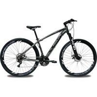 Bicicleta Rino Everest 29 Freio A Disco - Cambios Shimano 24V - Unissex