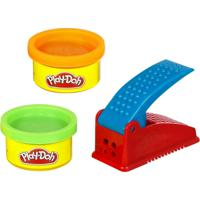 Kit De Massinha Mini Fábrica Louca Play-Doh - Hasbro - Masculino-Incolor