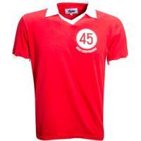 Camisa Liga Retrô Rolo Compressor 1945 - Masculino