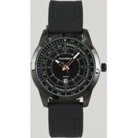 Relógio Analógico Mondaine Masculino - 99384Gpmvpi3 Preto - Único