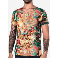 Camiseta Abstract 101750