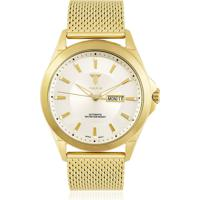 Relógio Superatic Silver - MuccaShop dbe7f32a6d