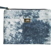 Necessaire Live Paradise One Spotted Azul Único